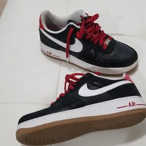 Nike Air Force 1 Limited 82s. Size 9